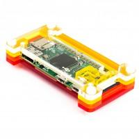 PiBow Gehäuse für Raspberry Pi Zero v1.3