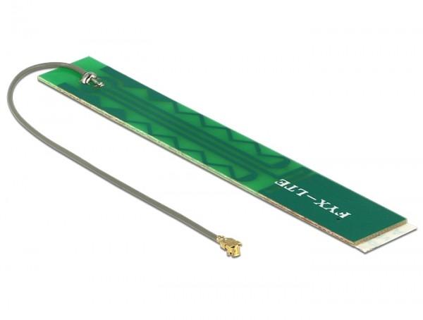 LTE Antenne MHF/U.FL-LP-068 kompatibler Stecker 3 dBi omnidirektional PCB intern Klebemontage
