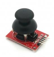 Analoges 2 Achsen Joystick Modul mit Select-Taster