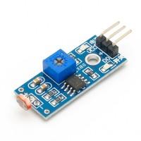 Lichtsensor mit digitalen und analogen Ausgang