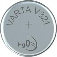 VARTA Silberoxid Uhrenbatterie V321