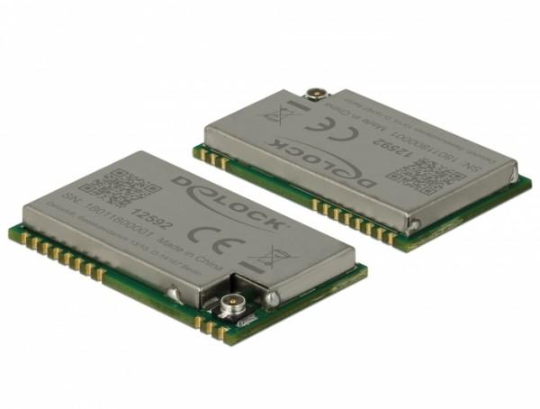 IoT LoRa Funkmodul 868 MHz 20 dBm TTL (3,3 V) SMD - MHF I Buchse