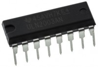 ULN2003AN - NPN Darlington-Transistor-Array, DIL-16