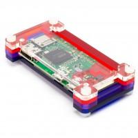 PiBow Gehäuse für Raspberry Pi Zero W / WH