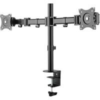 """Tischhalterung für 2x TFT/LCD/LED bis 68cm (27""""), max. 2x 8kg"""