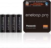 Panasonic eneloop Pro Akku Mignon AA NiMH 2550mAh, 4er Sliding Pack