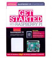 Get Startet with Raspberry Pi 3 Model A+, Starter Set mit Buch