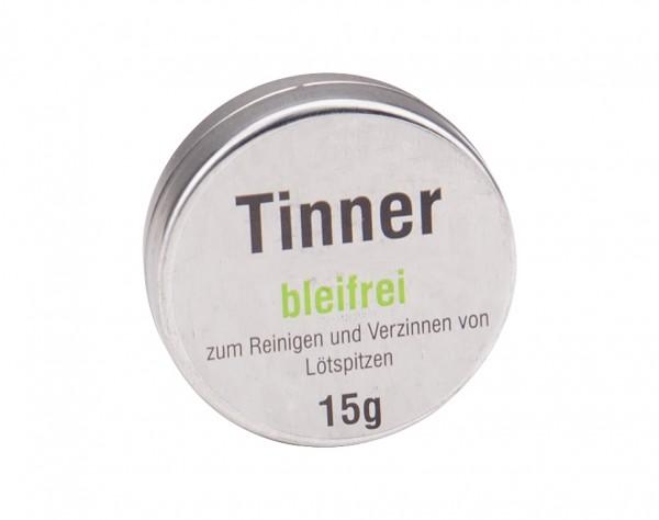 Tippy Lötspitzenreiniger / Tinner, bleifrei, 15 Gramm
