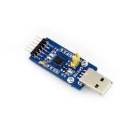 Konverter, USB Typ A Stecker - UART, CP2102