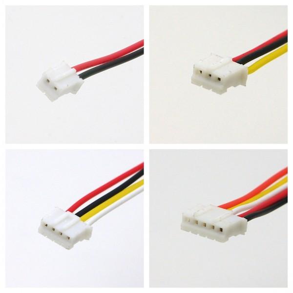 Kabel mit JST PH 2.0mm Steckverbinder, AWG26, 20cm