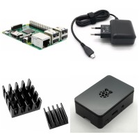 Raspberry Pi 3 Modell B - Light Starterkit