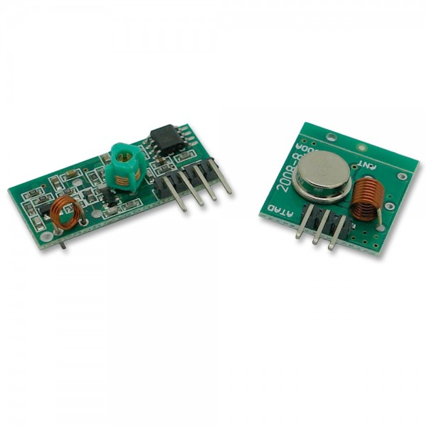 433Mhz Sender & Empfänger Superregeneration Modul FS1000A XY-FST XY-MK-5V