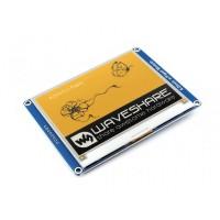 """4.2"""" 400×300 ePaper Display Modul mit SPI Interface, dreifarbig (gelb, schwarz, weiß)"""