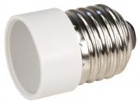 Lampensockel-Adapter, E27 auf E14