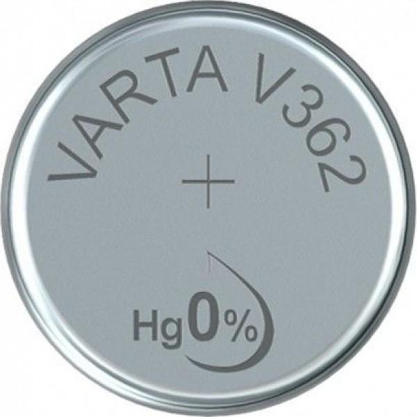 VARTA Silberoxid Uhrenbatterie V361 / V362
