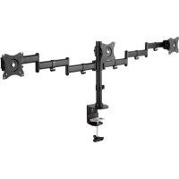 """Tischhalterung für 3x TFT/LCD/LED bis 68cm (27""""), max. 3x 8kg"""