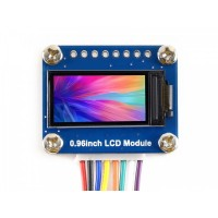 "0.96"" 160x80 IPS HD LCD Display Modul, SPI Interface"