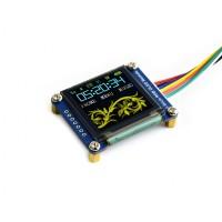 "1.5"" 128x128 OLED Display Modul, RGB, SPI Interface"
