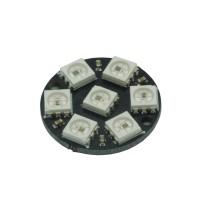 NeoPixel Jewel mit 7 WS2812 5050 RGB LEDs