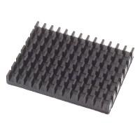 Kühlkörper 40 x 30 x 5mm für Raspberry Pi 4, schwarz