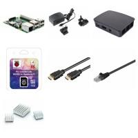 """Raspberry Pi 3 Modell B - Full Starterkit """"Official"""" schwarz"""