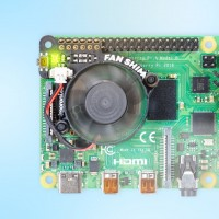 Lüfter / Fan SHIM für Raspberry Pi